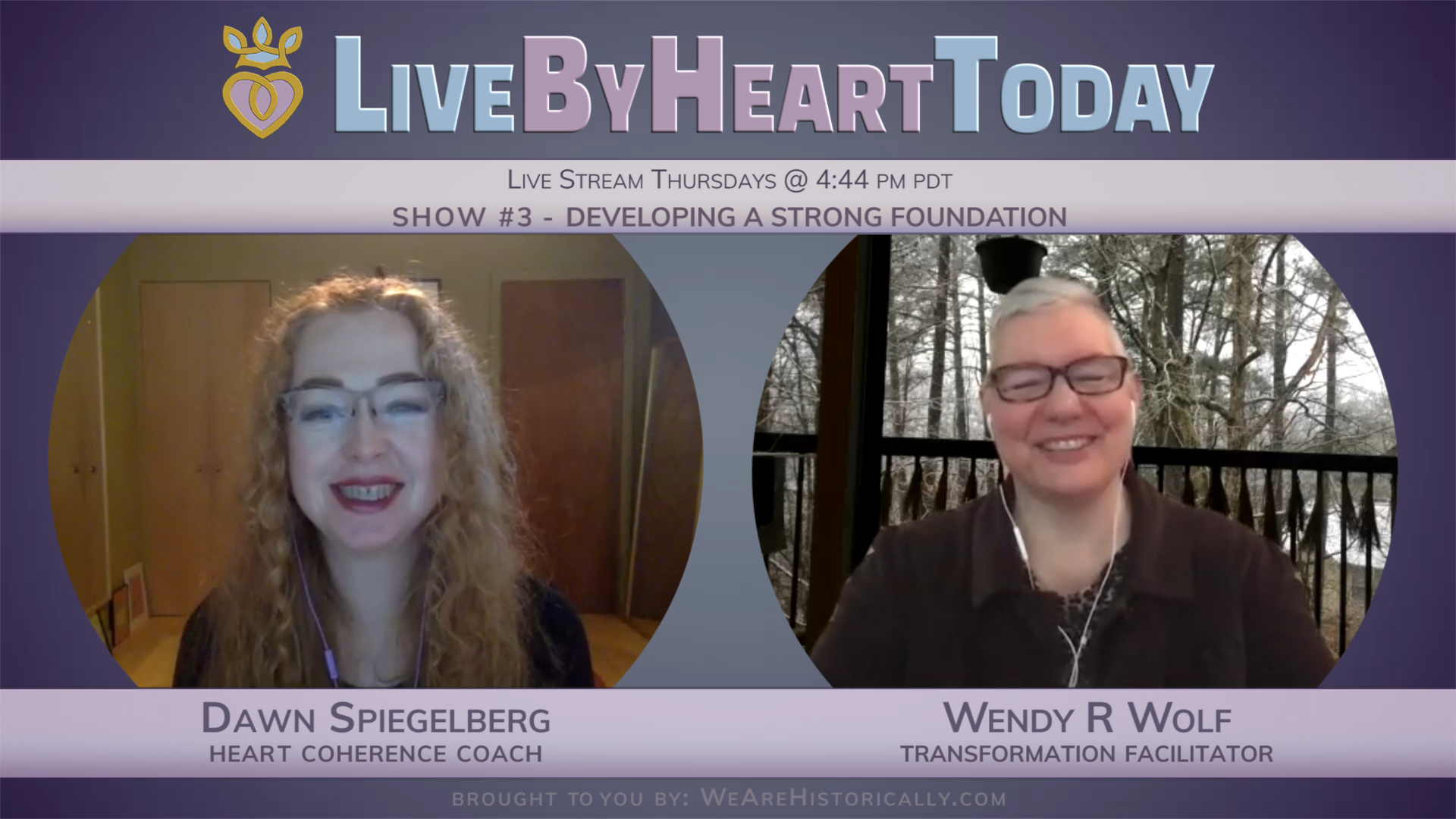 Live By Heart Today Show 3