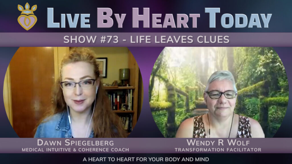 Show #73 | Life Leaves Clues